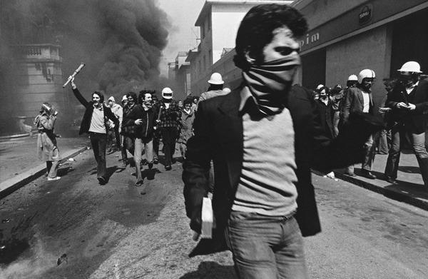 Journées d'avril 1975 à Milan