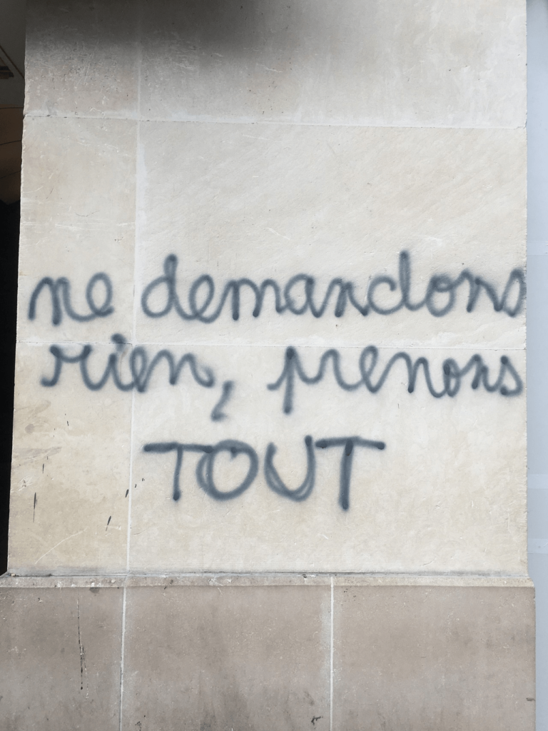 16 mars : la guerre des pauvres