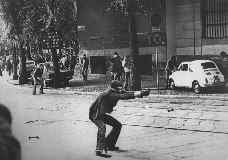 Fusillade Via de Amicis, mai 1977