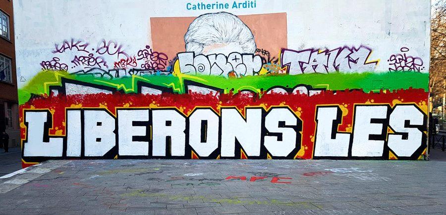 [Podcast] Soirée Libérons-Les / Collectif Gilets Jaunes Rungis