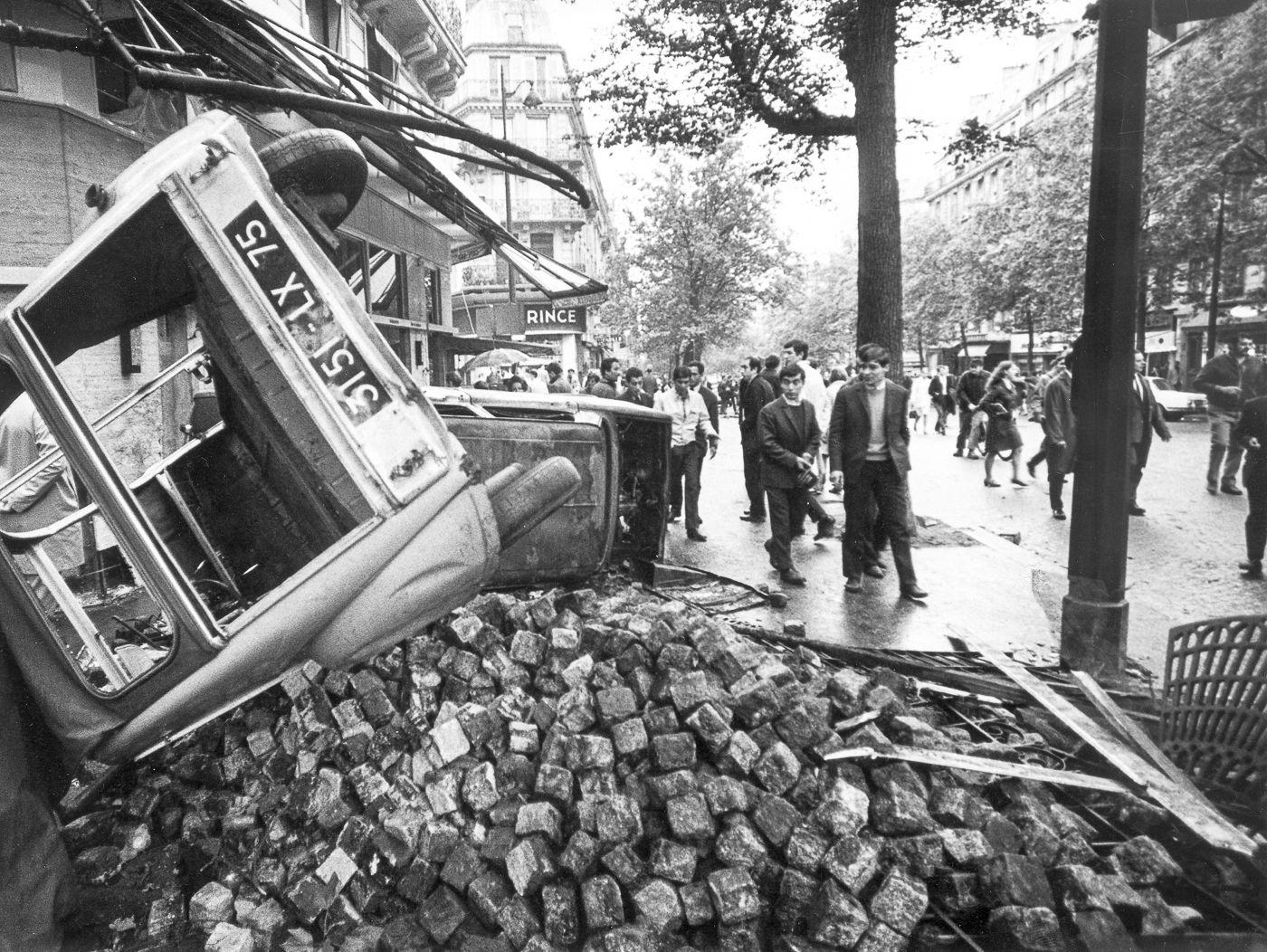 S. Bologna et G. Daghini - Mai 68 en France - [Bonnes feuilles]