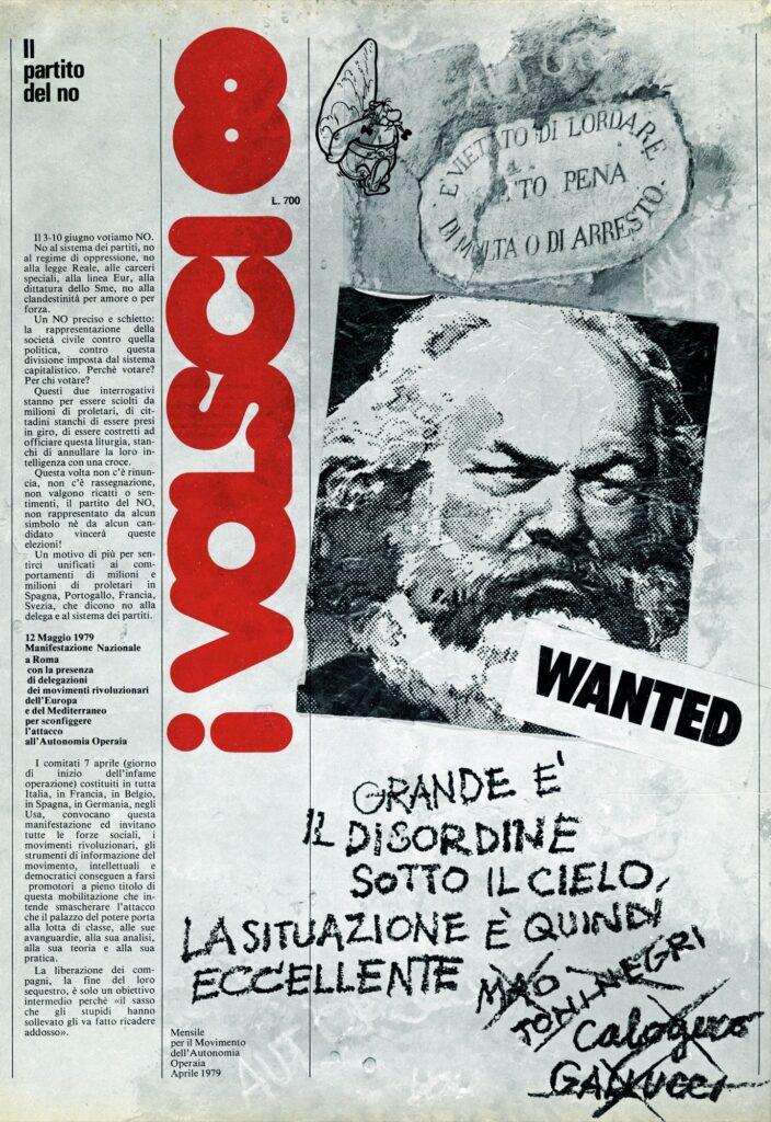 Contre-information, contre-institutions : les médias de l'Autonomie