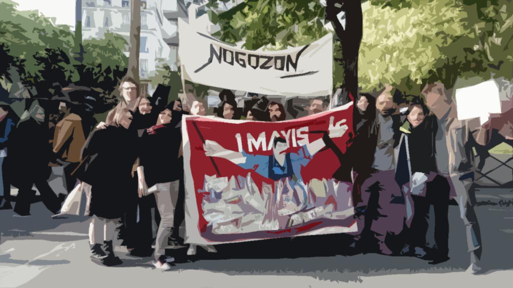 Appel à soutien face à l'expulsion de Nogozon