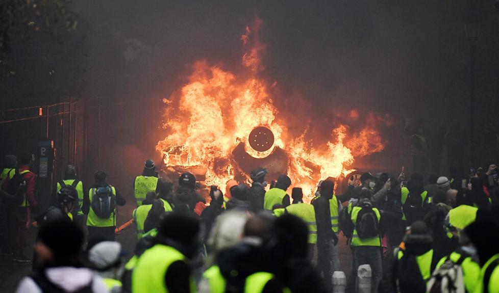 21 septembre : appel à une grande nuit des barricades