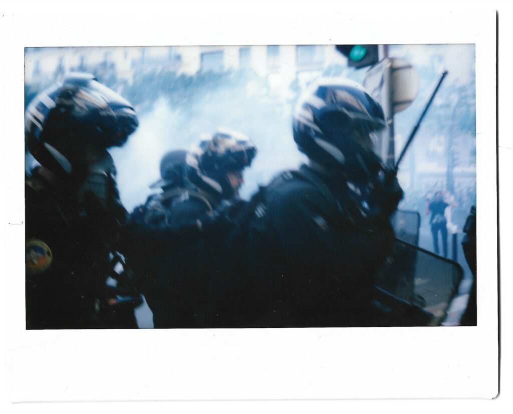 Il y a ceux qui s'indignent et ceux qui se révoltent