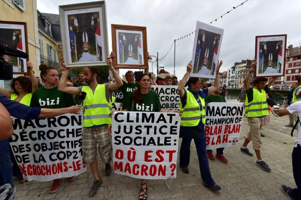En finir avec l'écologie policée et policière : les dessous de la marche pour le Climat du 20 septembre