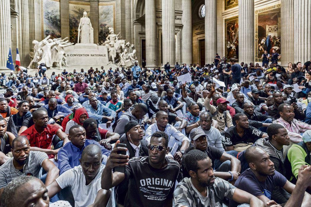 Les Gilets Noirs, c'est pas un collectif, c'est un mouvement ! Archéologie d'une lutte antiraciste