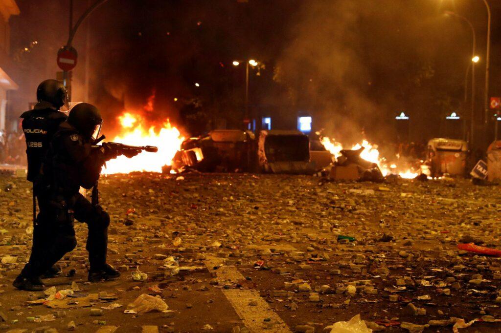Catalogne : « c'est une lutte antifasciste, pas seulement indépendantiste »