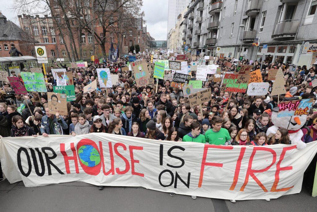 « La transition écologique doit être payée par les riches »