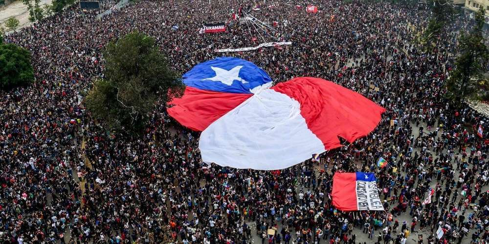 La lutte Mapuche dans l'insurrection chilienne