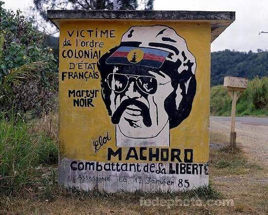 12 JANVIER 1985 : ASSASSINAT DE MACHORO ET ÉTAT D'URGENCE EN KANAKY