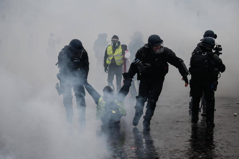 Entretien avec un Gilet Jaune arrêté à Bordeaux la veille de l'Acte 56 du 7 décembre