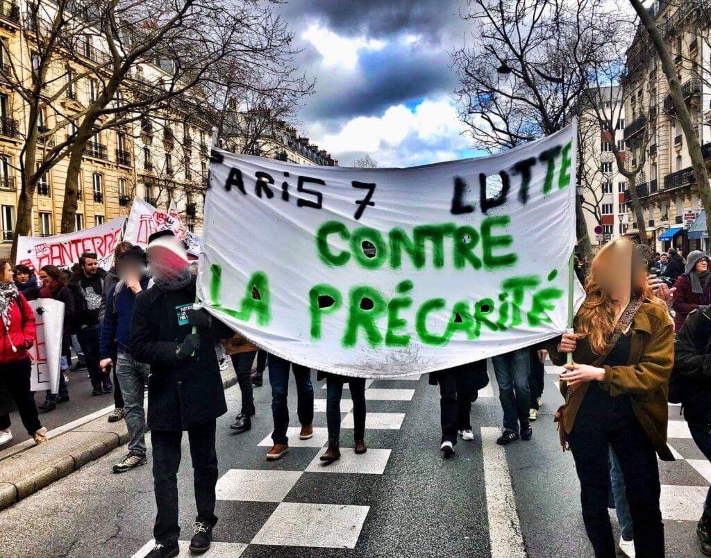 « Créer un univers commun désirable » : entretien sur la mobilisation à Paris 7