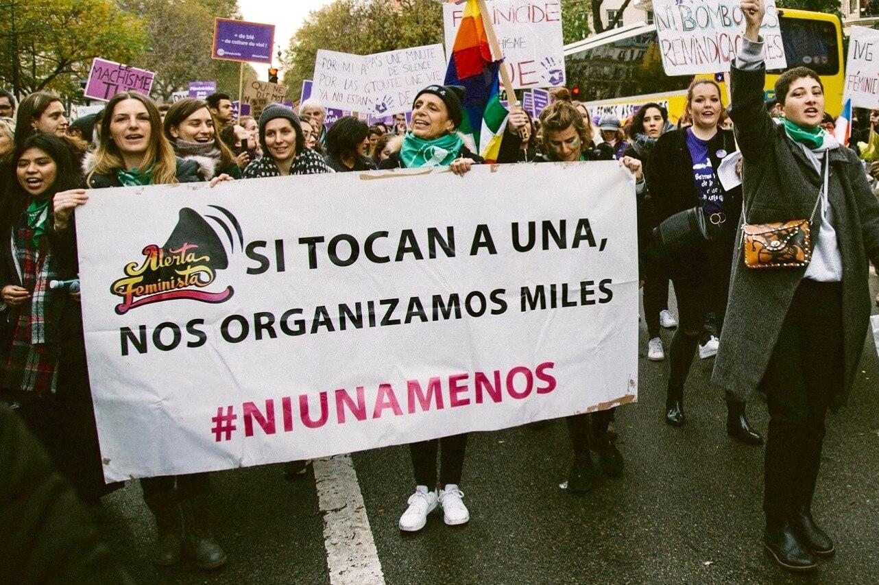 Appel du cortège Latinx pour les mobilisations autour du 8 mars