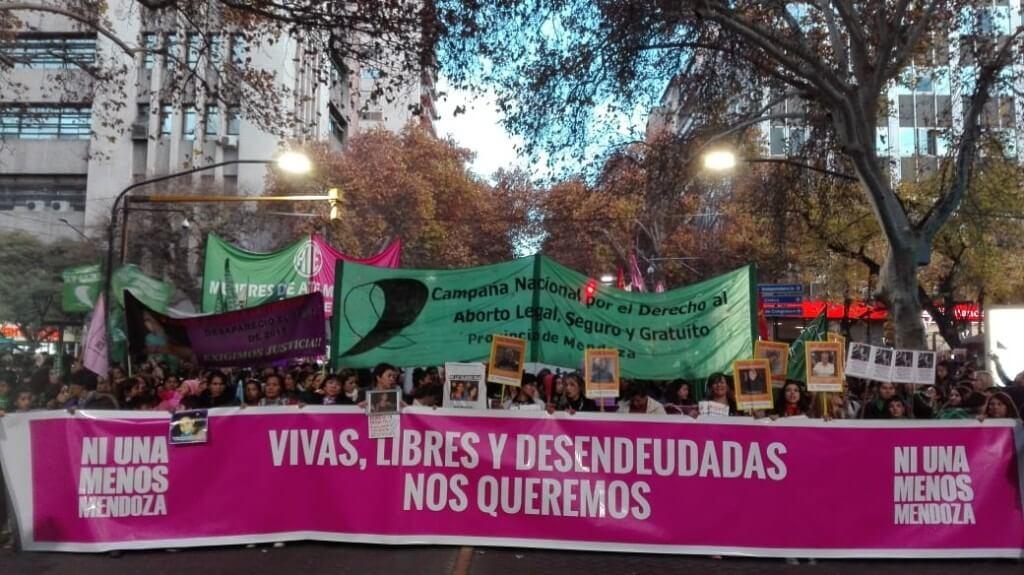 Une grève féministe contre la dette