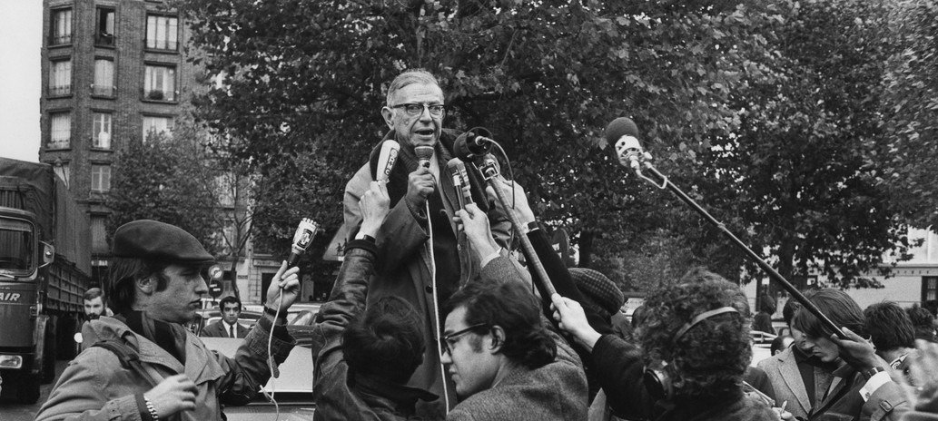 Jean-Paul Sartre : Masses, spontanéité, parti