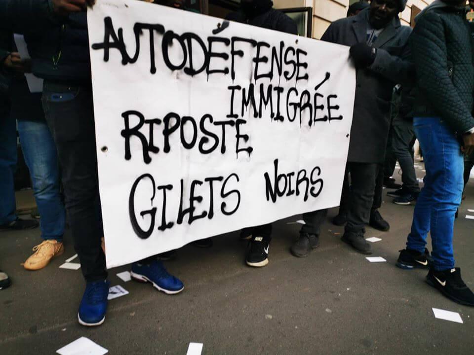 Autodéfense immigrée : seule la lutte donnera les papiers
