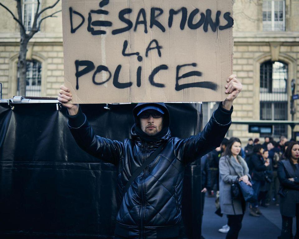 «Les violences policières ne sont qu'une partie des problèmes suscités par l'existence de la police»
