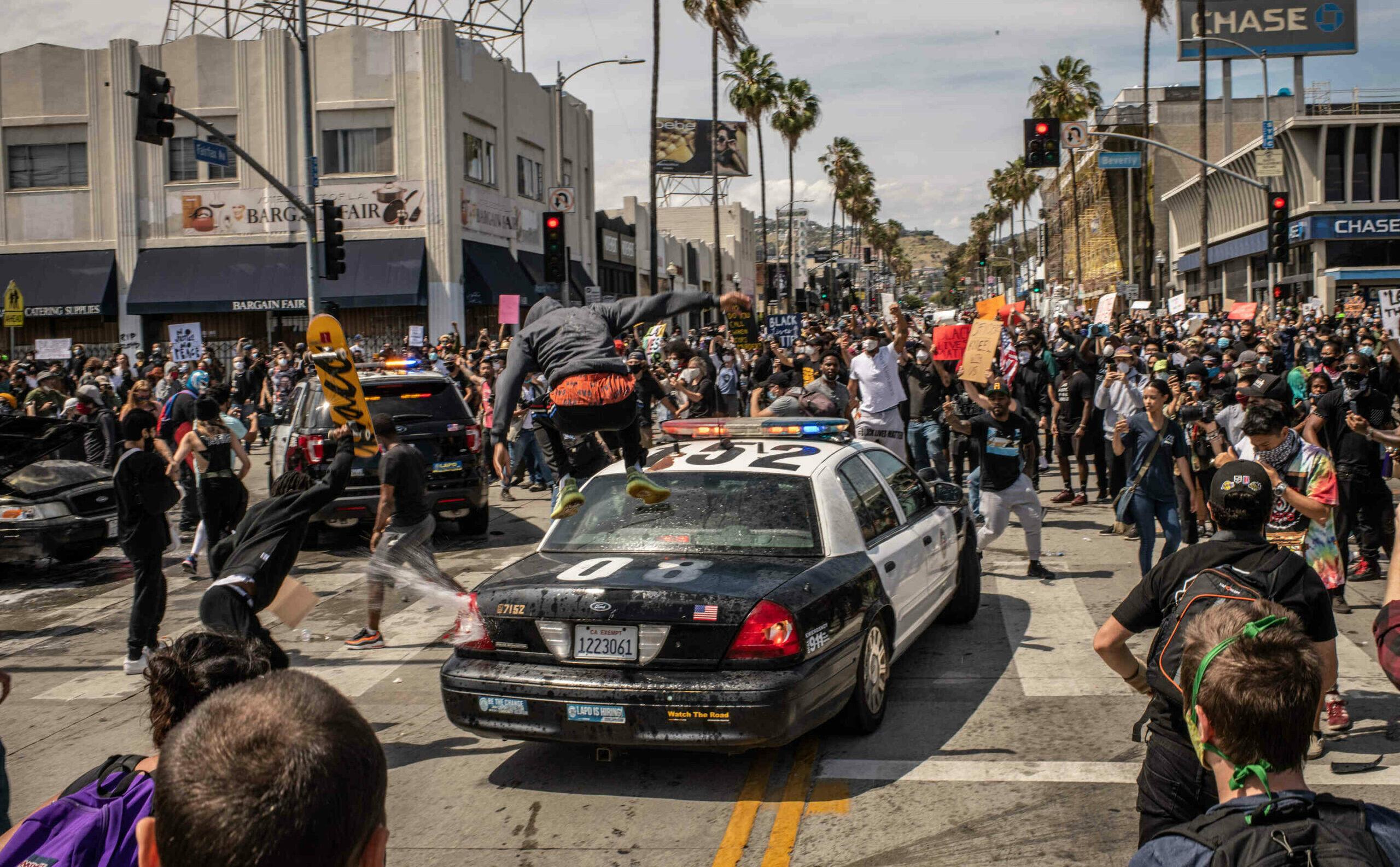 « Nous sommes témoins de l'une des plus grandes rébellions de l'histoire des États-Unis » : entretien avec Viewpoint Magazine