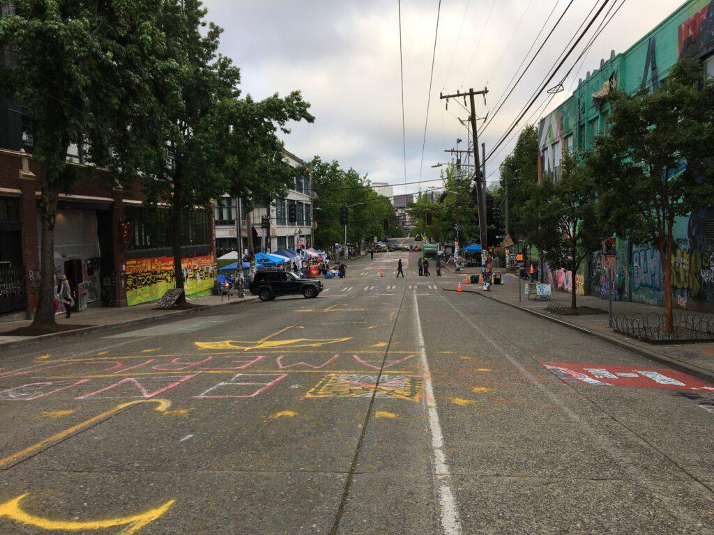 Une ZAD au coeur de Seattle : entretien avec Gwenola Ricordeau