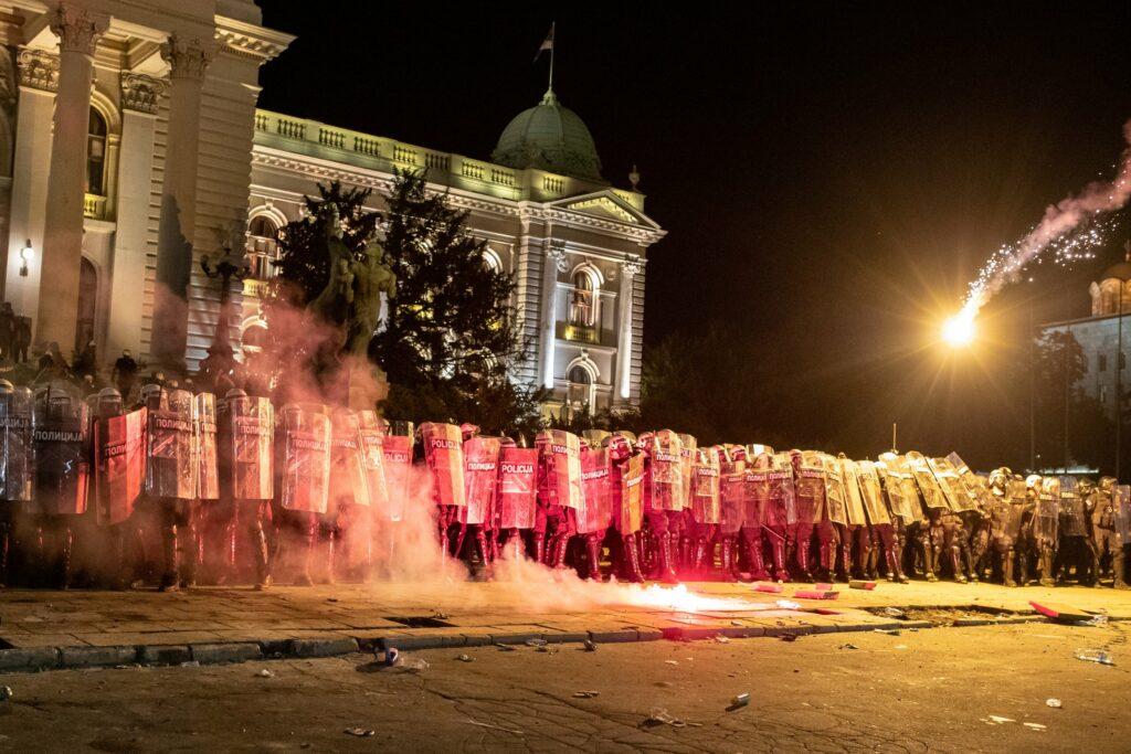 Dossier – Que se passe-t-il en Serbie ?