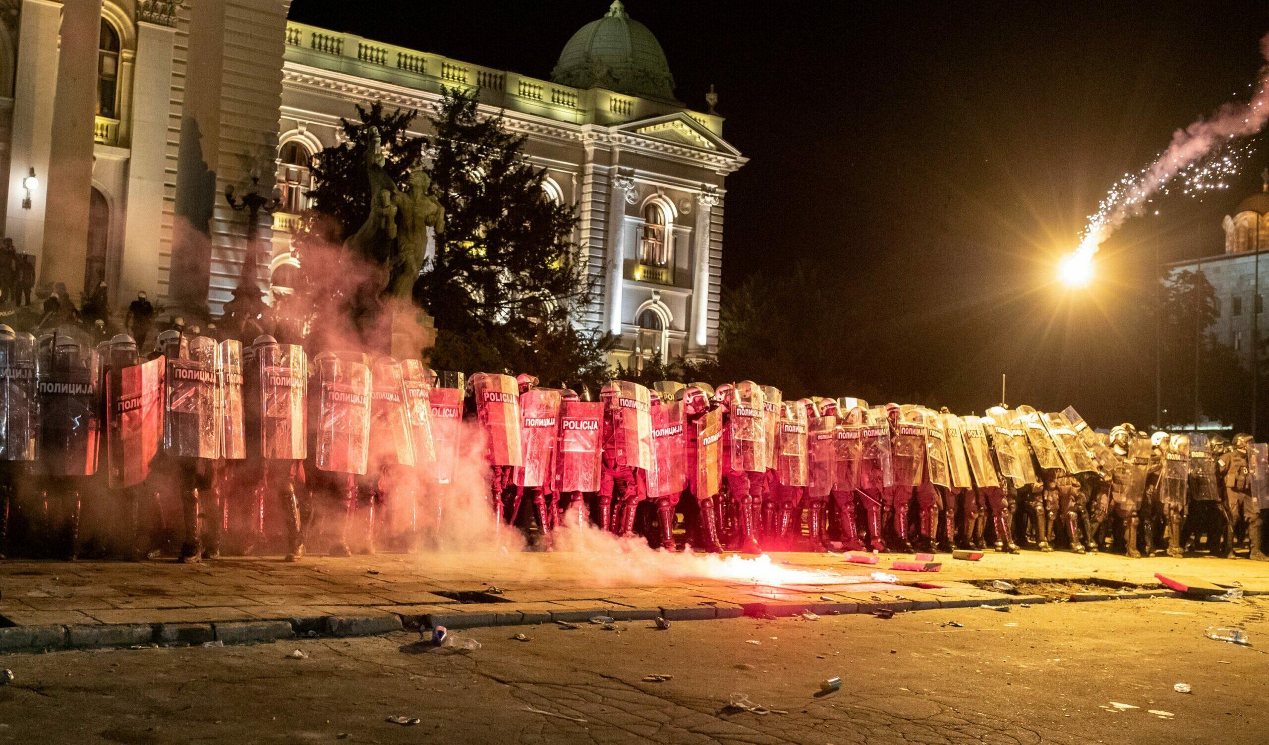 Dossier - Que se passe-t-il en Serbie ?