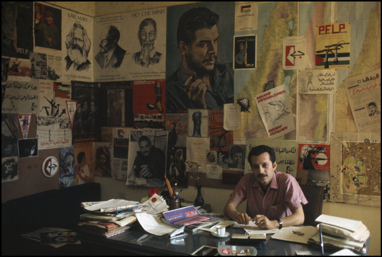 Mahmoud Darwich – Gazelle qui annonce le séisme… Élégie pour Ghassan Kanafani