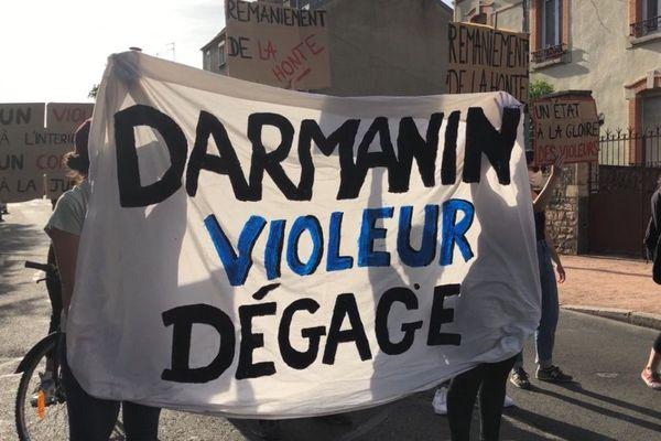 Mobilisations féministes : contre Darmanin... et tous les autres