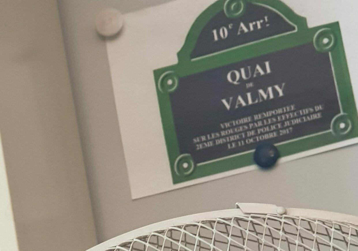 « UNE VICTOIRE CONTRE LES ROUGES » : L'AFFAIRE DU QUAI DE VALMY SELON LA POLICE