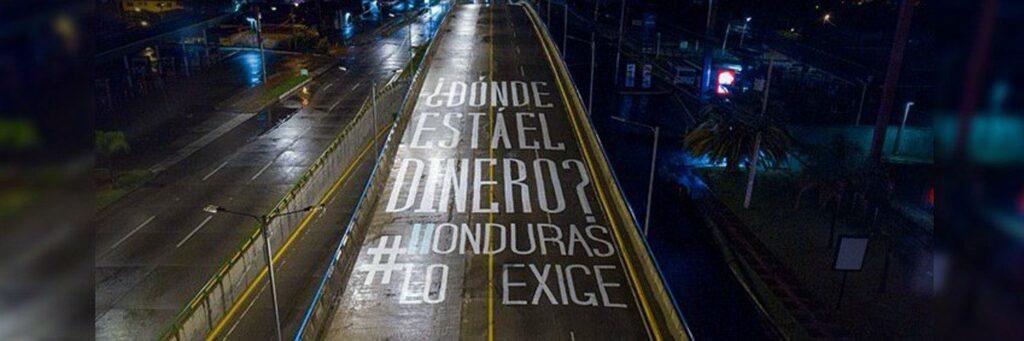 L'impasse hondurienne : « où est passé l'argent ? »