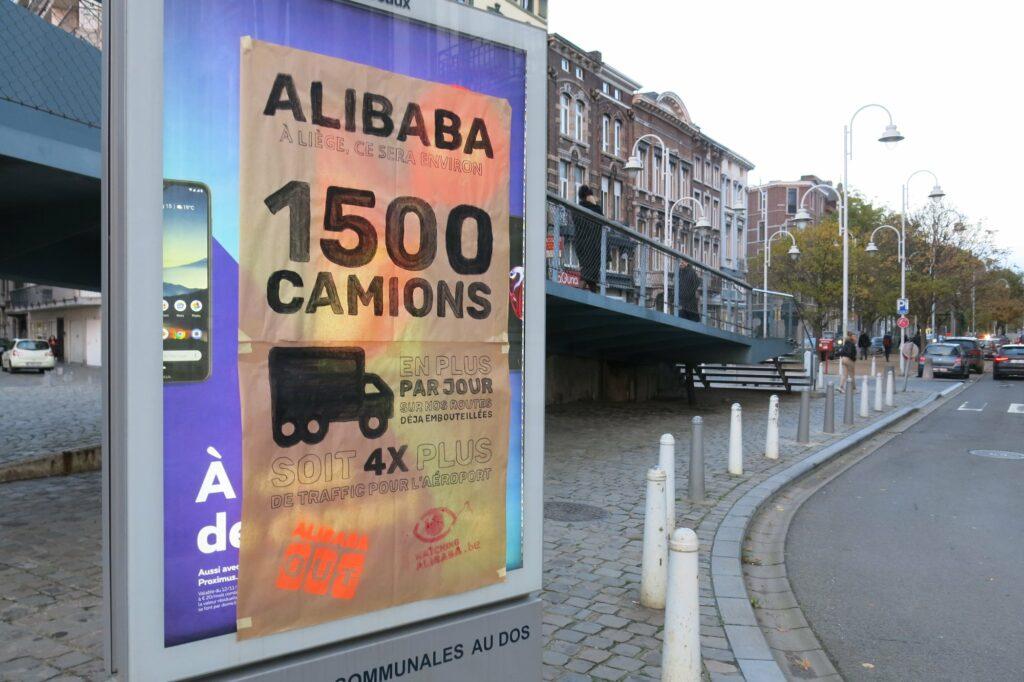 Alibaba en terrain minier