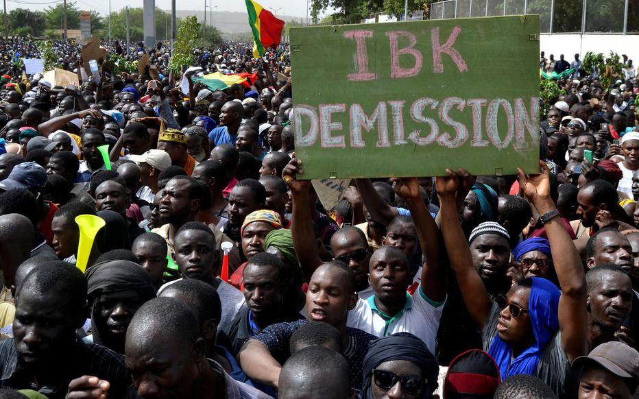 Mali : coup d'État, révolte populaire et néo-colonialisme