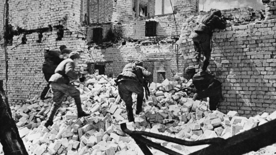 23 août 1942 : la bataille de Stalingrad