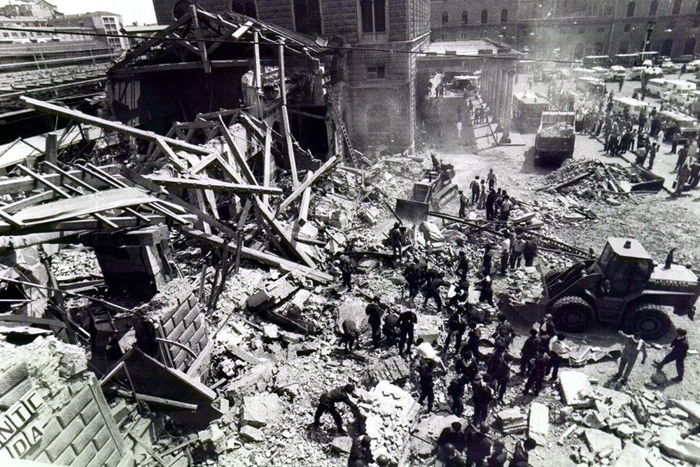 2 août 1980 : L'attentat de la gare de Bologne