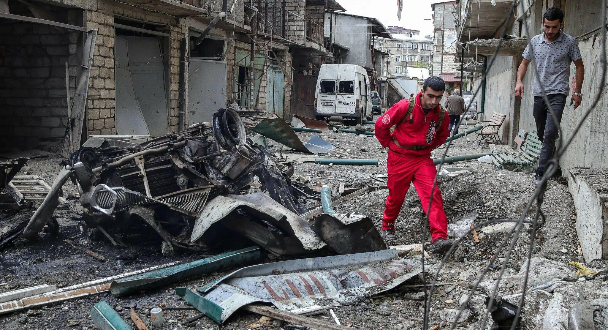 « L'objectif est d'éradiquer la présence arménienne en Artsakh »