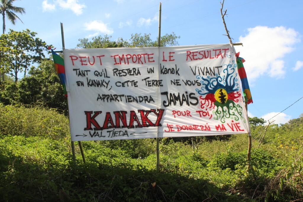 Sur le référendum en Kanaky