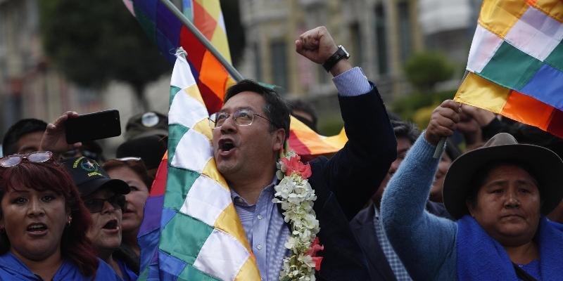 Contre le néolibéralisme et l'ingérence états-unienne : victoire du MAS en Bolivie