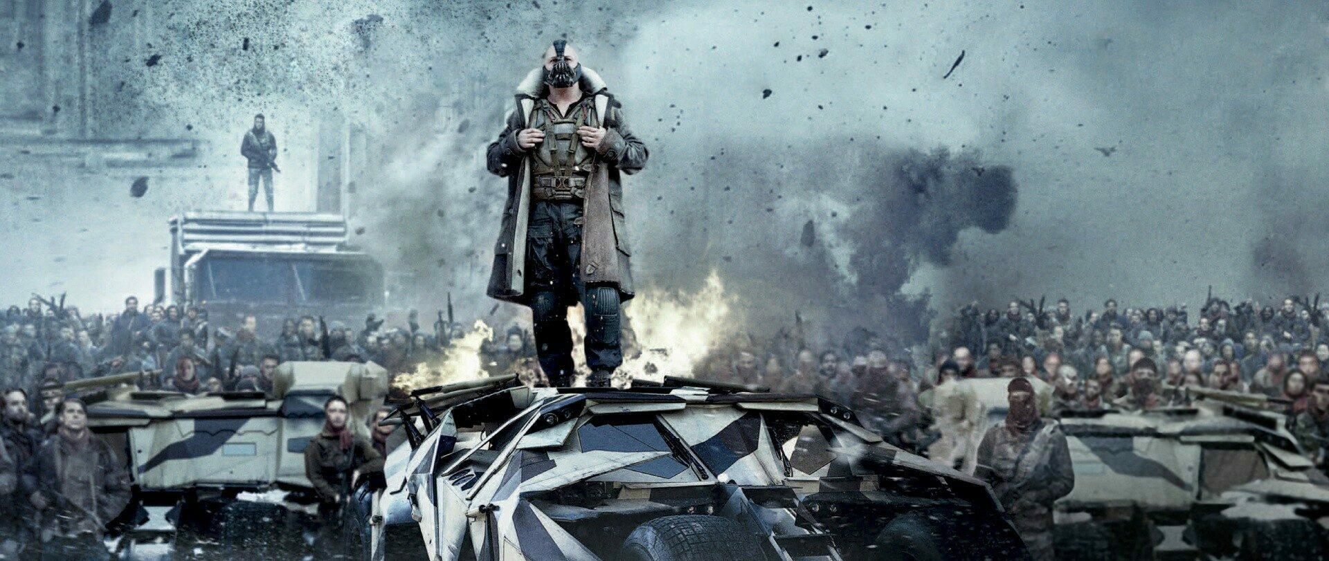 Slavoj Žižek : Occupy Gotham