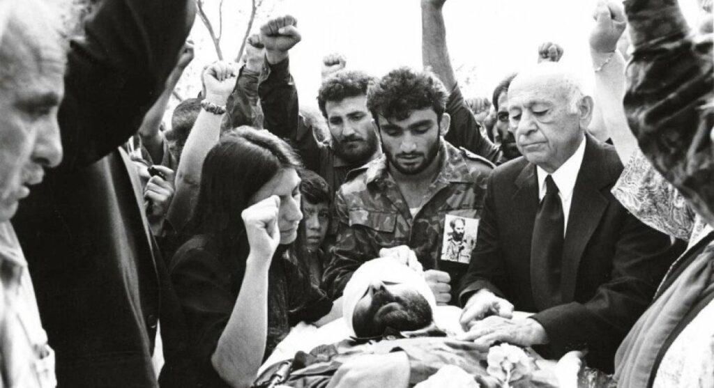 25 novembre 1957 : Naissance de Monte Melkonian, militant révolutionnaire arménien