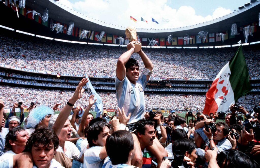 Pouvons-nous être féministes et aimer Maradona ?
