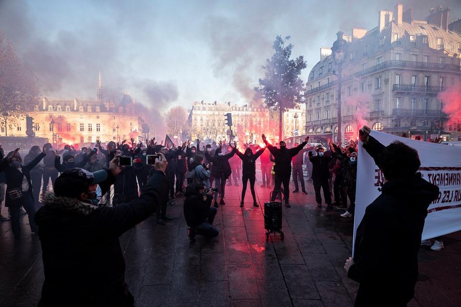 Action antifasciste Paris-Banlieue : « Il est vital aujourd'hui de faire front commun »