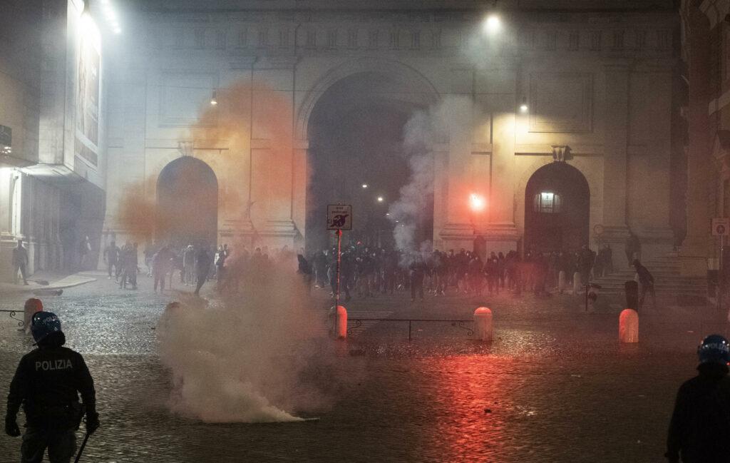 Raffaele Sciortino : Crise pandémique et changement de phase