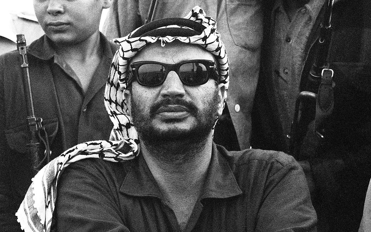 Mahmoud Darwich - En chacun de nous, quelque chose d'Arafat