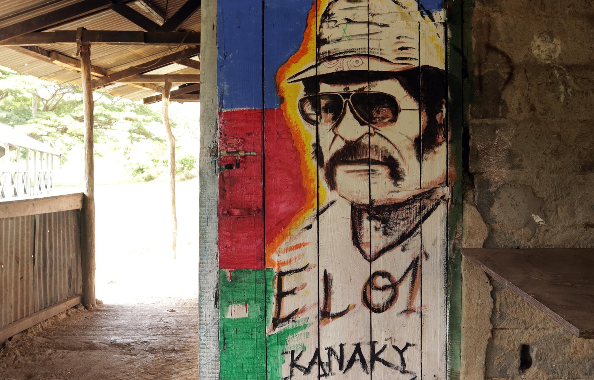 « Éloi Machoro est un emblème populaire de la révolte »