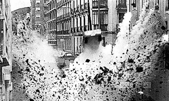 20 décembre 1973 : L'ETA fait sauter Carrero Blanco