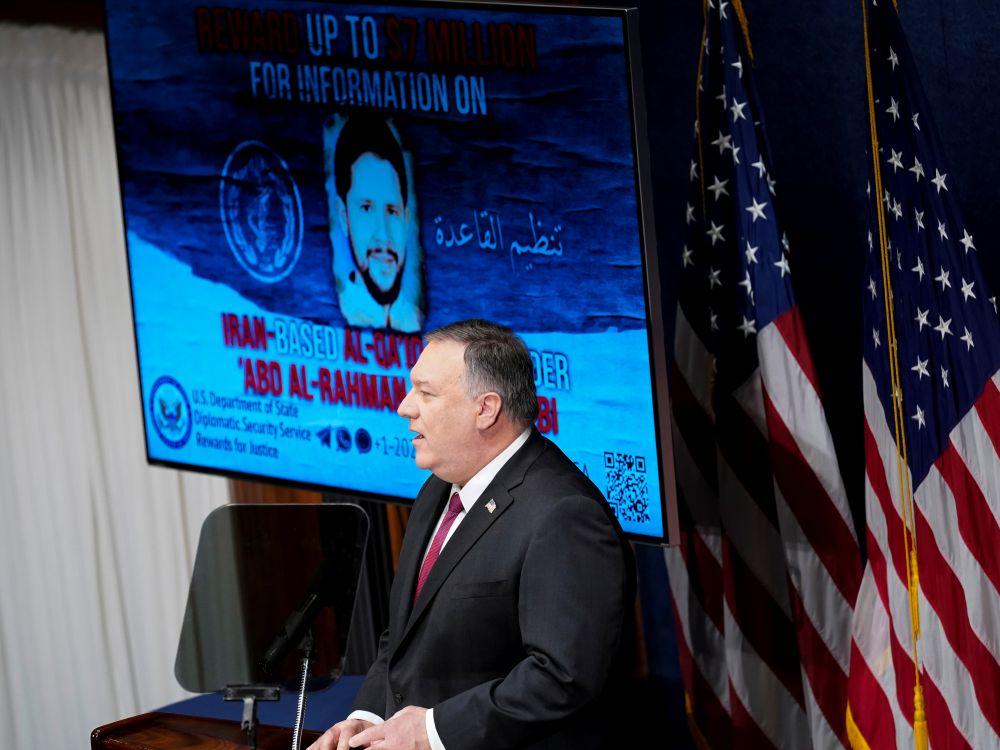Trump et Pompeo : la (géo)politique de la terre brûlée