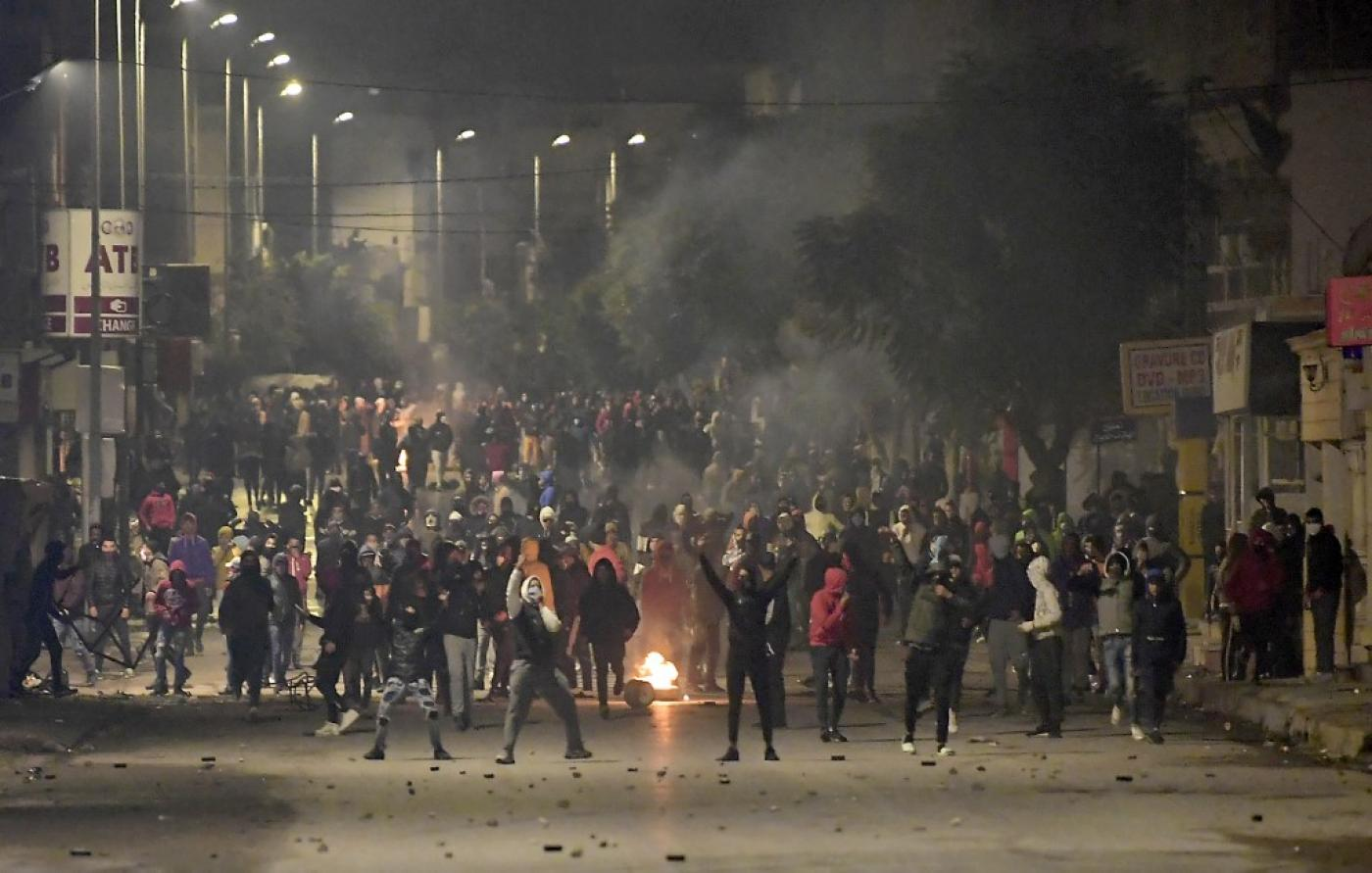 Tunisie : Rage populaire dix ans après la révolution
