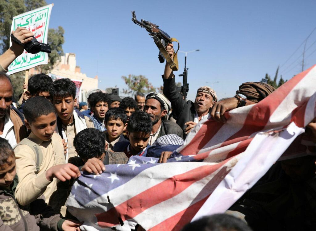 « Qui tue le peuple yéménite ? L'Amérique »