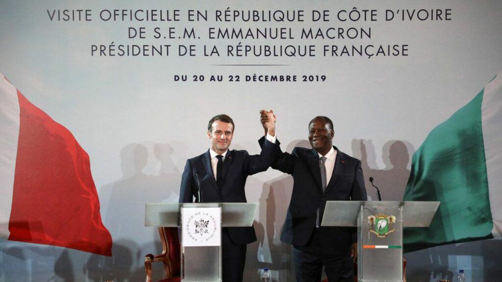 Macron, la Françafrique et le franc CFA