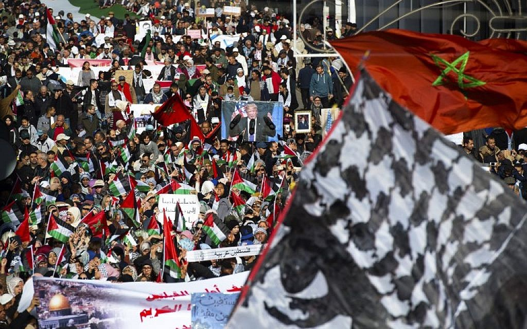 Sion Assidon : « La Palestine est une cause nationale marocaine »